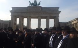 רבנים בשער ברנדנבורג