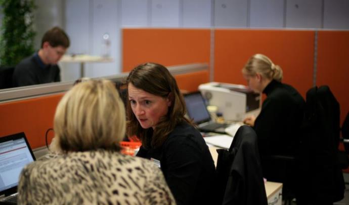 נשים בעבודה