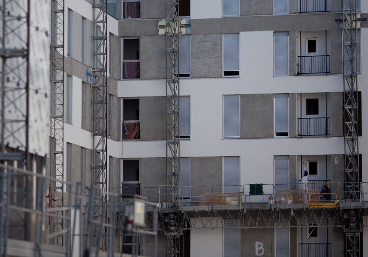 יחזרו לזנק? דירות בבנייה בישראל. צילום ףפלאש 90