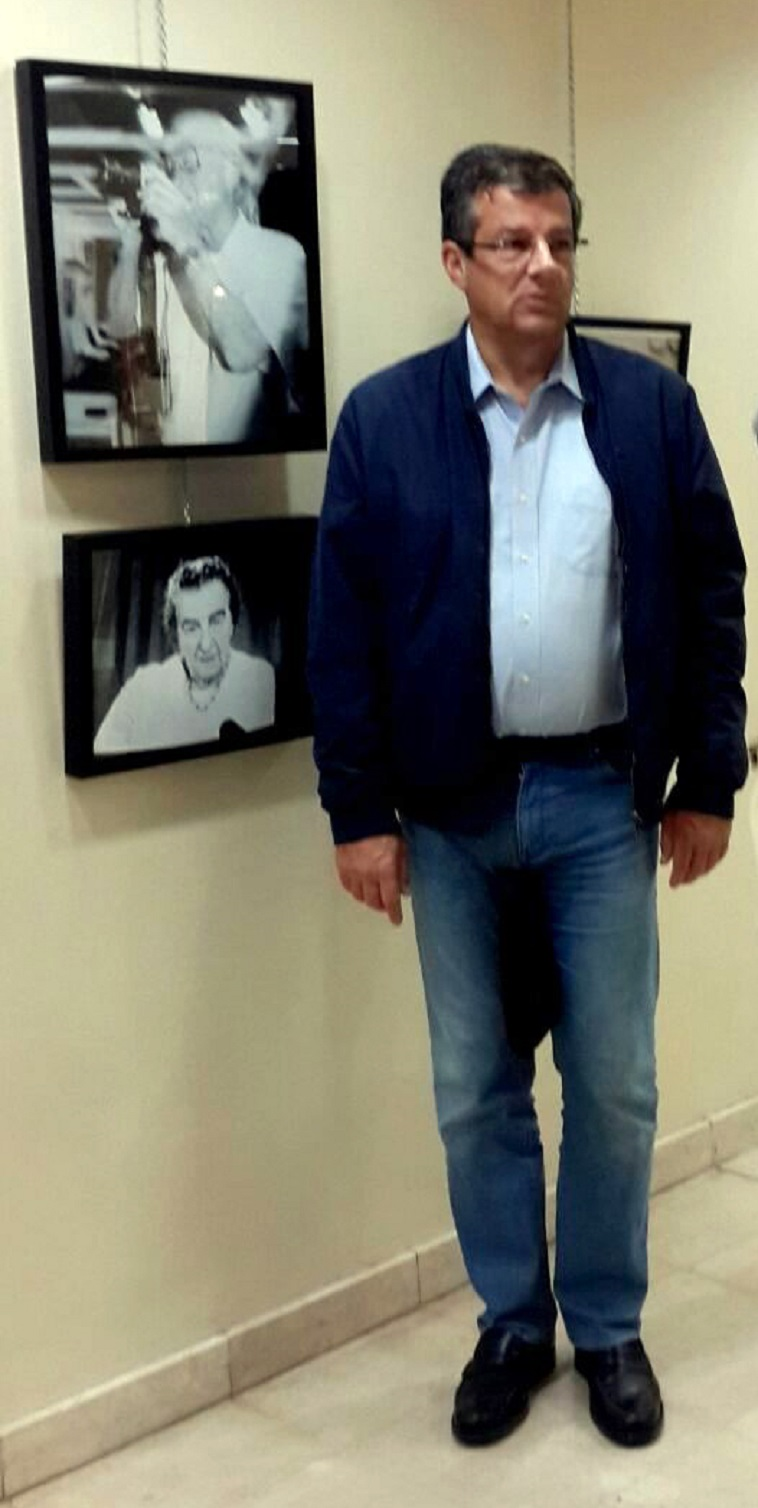 יובל רבין (צילום: סאן פרג')