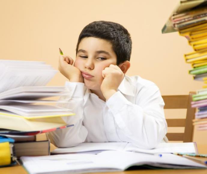 מכינים שיעורי בית
