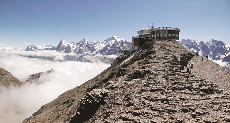 הר שילטהורן. צילום: CC BY 3.0