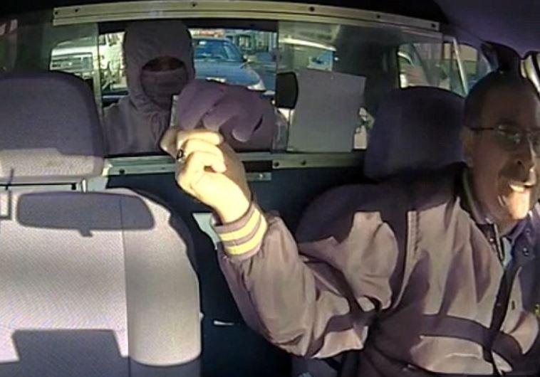שוד מונית