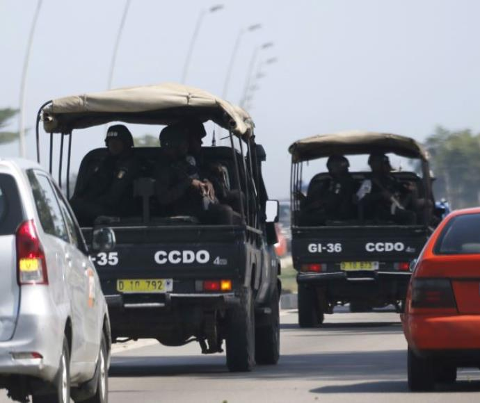 מתקפת טרור נגד אזרחים מערביים בחוף השנהב