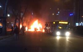 פיצוצים באנקרה, טורקיה
