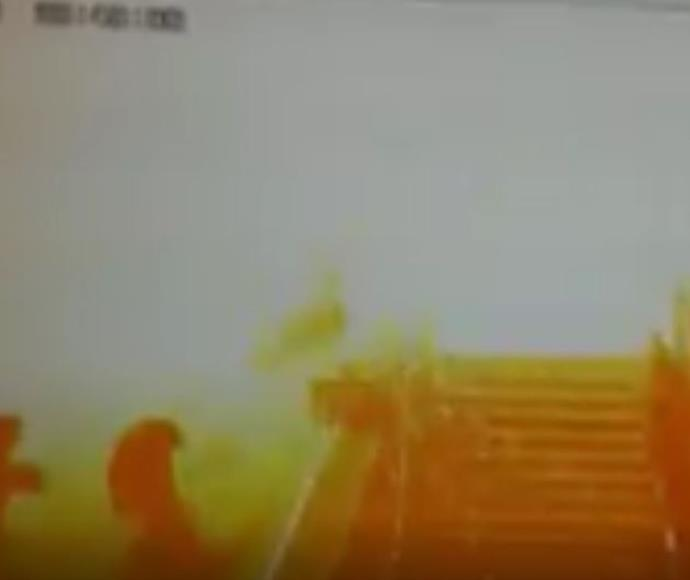רגעי פיצוץ מכונית תופת באנקרה, טורקיה