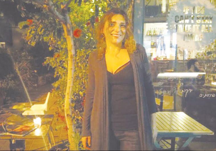 ליאת בלילטי, בעלת בית הקפה. צילום: עמי תברמן