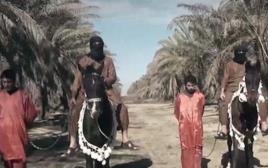 סרטון הוצאה להורג של דאעש