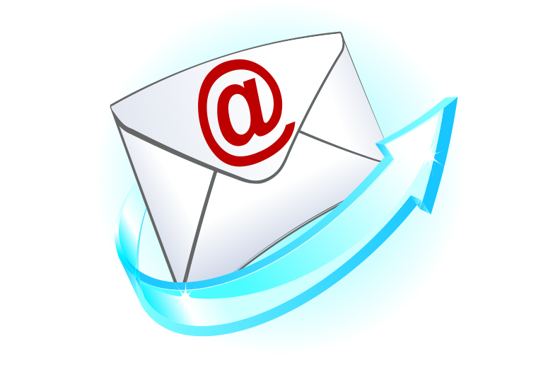 איור, אי-מייל, טכנולוגיה