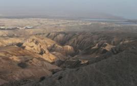 עמק הירדן ליד יריחו