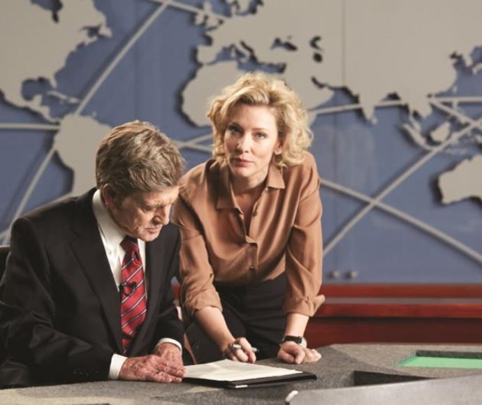 """צוות התוכנית """"60 דקות"""" שעליו מבוסס הסרט הרס לעצמו את המוניטין והקריירה. """"אמת"""""""