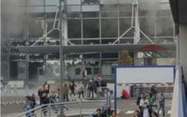 פיצוץ בשדה התעופה בבריסל, בלגיה
