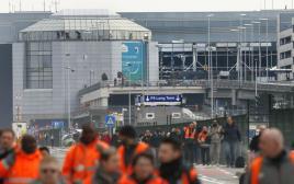 נמל התעופה בבריסל לאחר הפיגוע