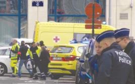 הפיגוע במטרו בבריסל
