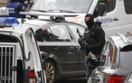 כוחות משטרה בבלגיה