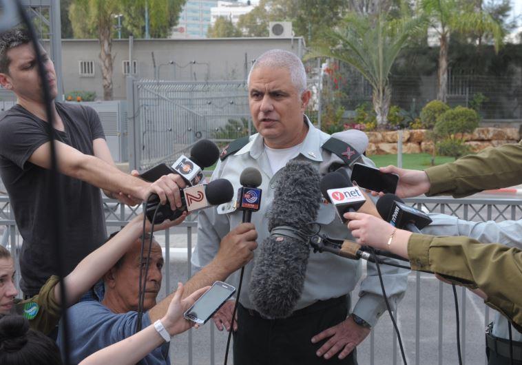 """דובר צה""""ל מוטי אלמוז מתייחס לסרטון הירי במחבל"""