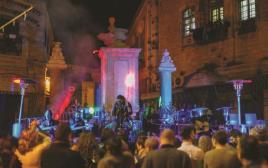 """פסטיבל """"צלילים בעיר העתיקה"""""""
