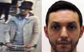 """מוחמד אבריני, """"האיש בלבן"""" ממתקפת הטרור בבריסל"""