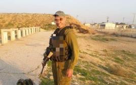 החייל החשוד ברצח המחבל בחברון
