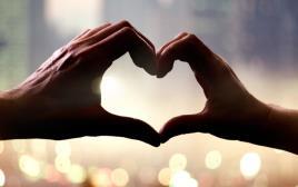 אהבה, אילוסטרציה