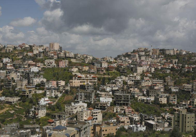 אום אל פאחם. תוחלת החיים בעיר היא בין הנמוכות בארץ. צילום: מתניה טאוסיג, פלאש 90