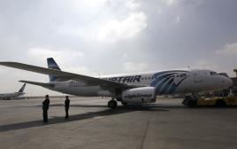 מטוס של איג'יפשן אייר, חברת התעופה של מצרים