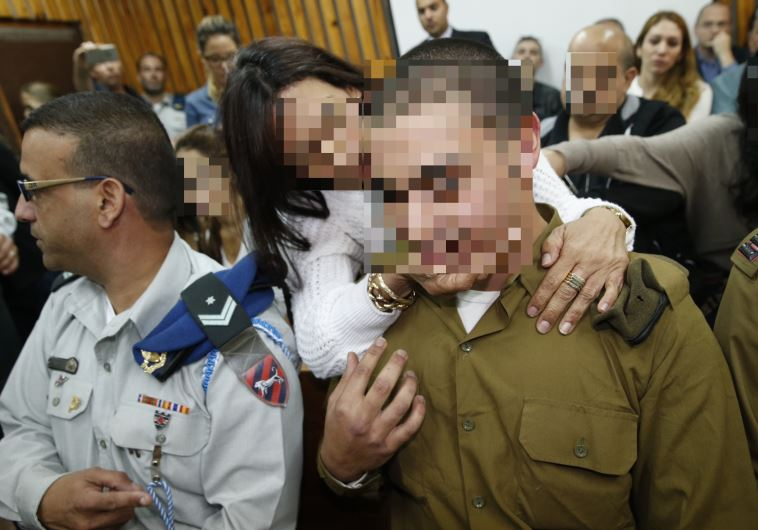 החייל שירה למוות במחבל. צילום: פול