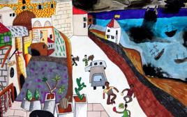 ציור של אילה נצר