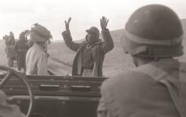 שבויים בסיני במלחמת ששת הימים