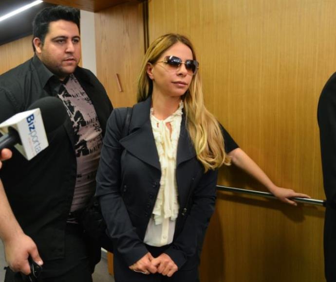 """ענבל אור בבית המשפט המחוזי בת""""א"""