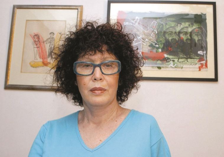 דליה רביקוביץ'. צילום: אמיר מאירי