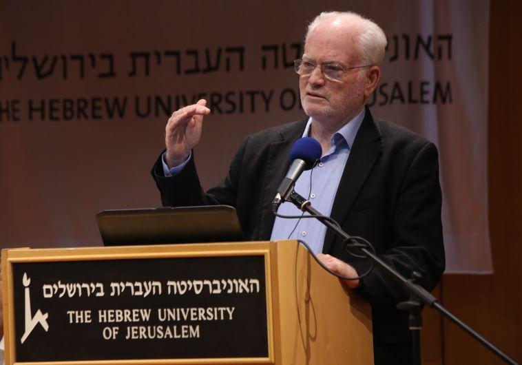 מר מודיעין הישראלי של כל הזמנים. עמוס גלעד (צילום: ששון תירם)
