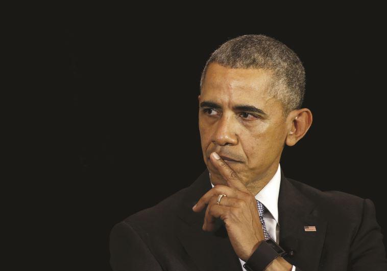 סירב להיעתר לבקשת נתניהו. ברק אובמה. צילום: רויטרס
