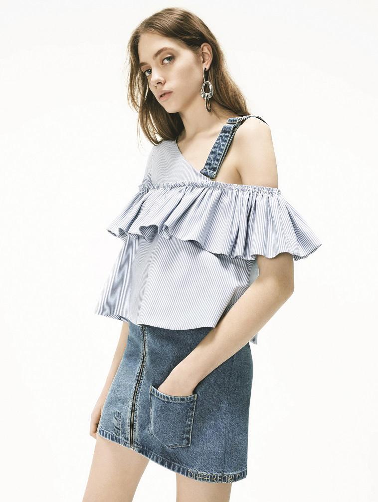 """חולצה, זארה, 149.90 ש""""ח. צילום: יח""""צ"""