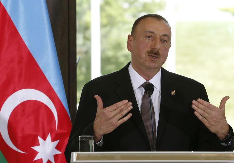אילהם אלייב, נשיא אזרבאייג'ן (צילום: רויטרס)
