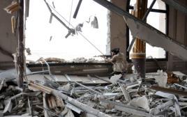 לוחם מצבא סוריה, ארכיון