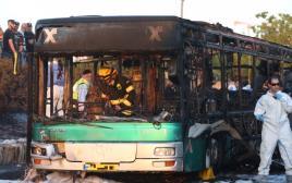 פיגוע באוטובוס בירושלים