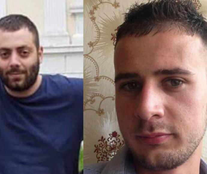 דיאא זבידה ומחמוד קרנאווי שנהרגו בתאונת דרכים ברומניה