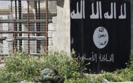 מתקן של דאעש בעיראק