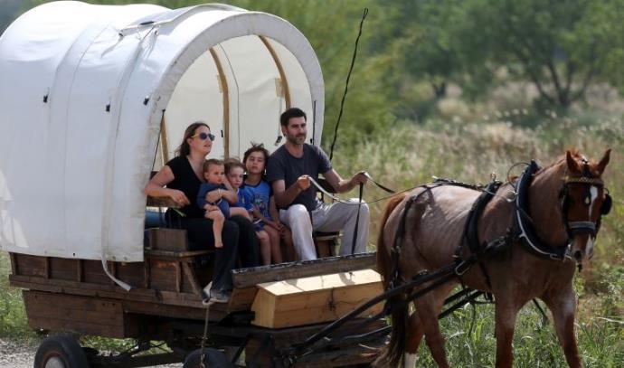 משפחת אביגדבמהלך המסע