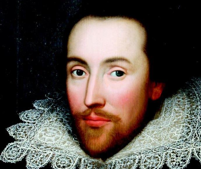 דמותו של שייקספיר