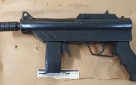"""נשק שנתפס ע""""י המשטרה"""