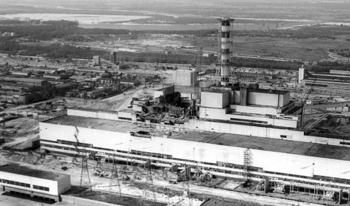 אסון צ'רנוביל, 1986
