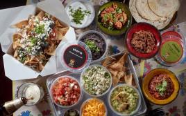 ארוחת טעימות של מקסיקנה