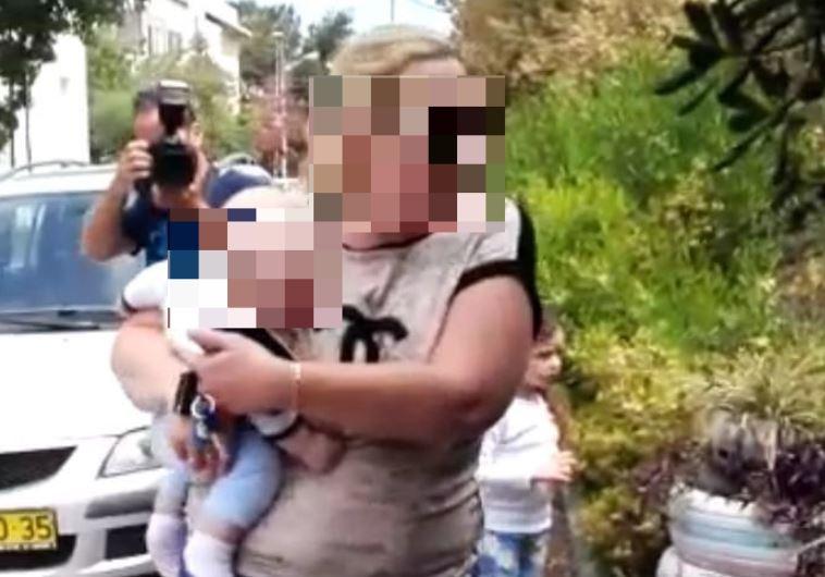 בת הזוג של פיודור בייז'נרי החשוד ברצח. צילום: ללא