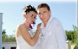 החשוד ברצח פיודור בייז'נרי וגרושתו נ' ביום חתונתם