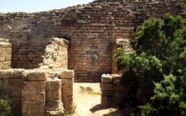 המצודה הצבועה