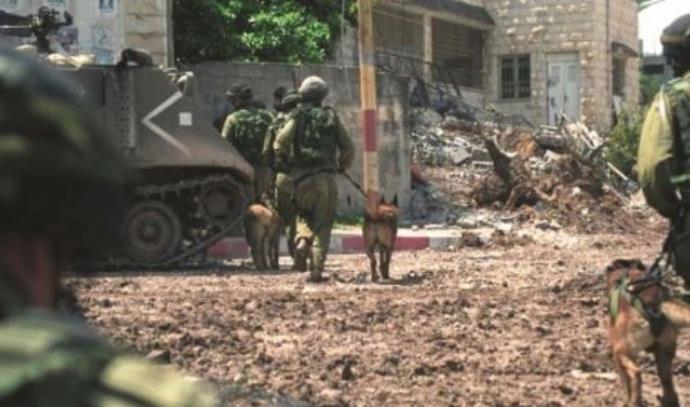 הקרב על ג'נין במהלך מבצע חומת מגן