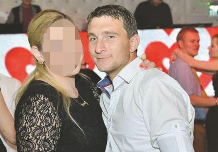 פיודור בייז'נרי וזוגתו לחיים. צילום: ללא קרדיט