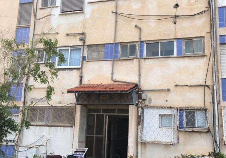 הבניין בחיפה. שכנים שוקלים לעזוב